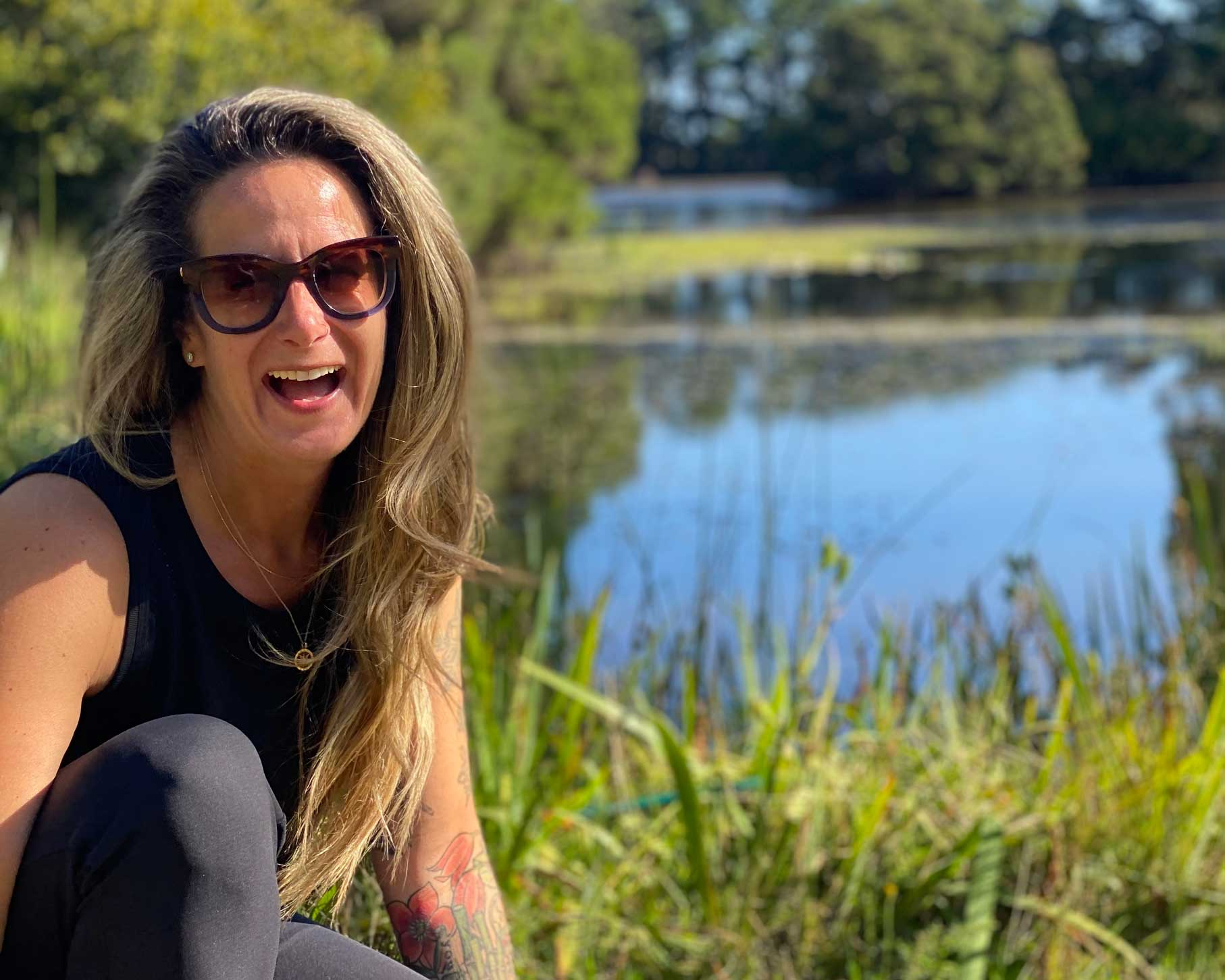 Melbourne Meditation Teacher Shares her story As a The Non-Believer